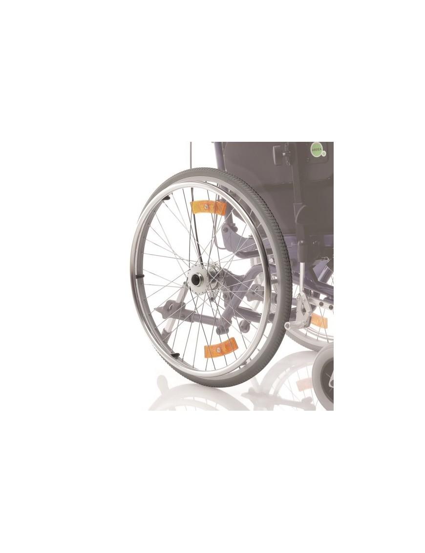 RUOTE POSTERIORE IN PU 60 cm - QUIK RELEASE - PAIO