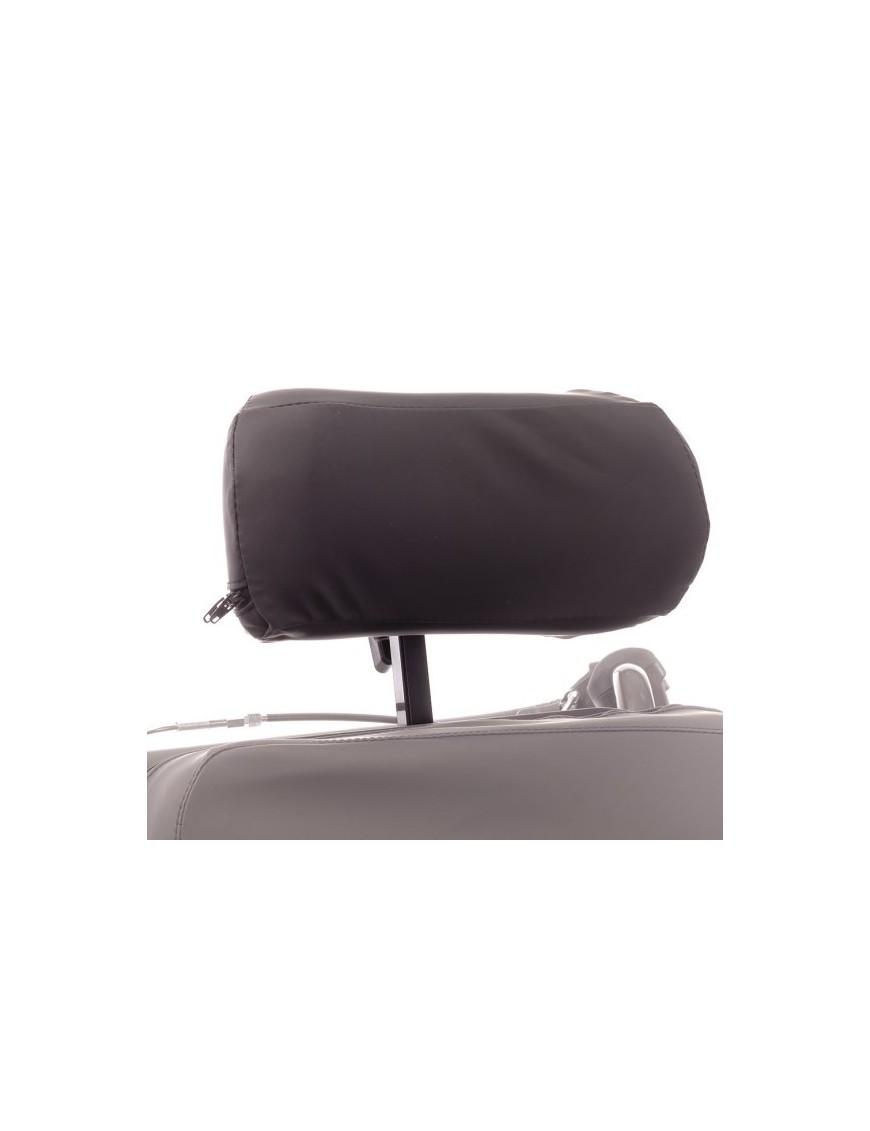 POGGIATESTA ANATOMICO IN PU - PAIO (dalla seduta altezza regolabile da 60 a 78 cm)