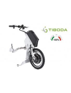 Tiboda® - PROPULSORE ANTERIORE PER SEDIE A ROTELLE - POTENZA MOTORE 300W