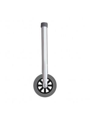 Gambe con ruote fisse per...