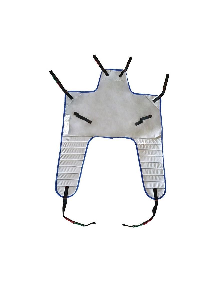 Imbragatura ad amaca standard imbottita sulle gambe con appoggiatesta