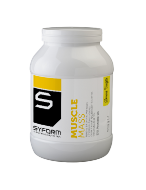 Muscle Mass flacone 1200 g