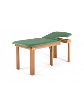Lettino in legno per ECG...