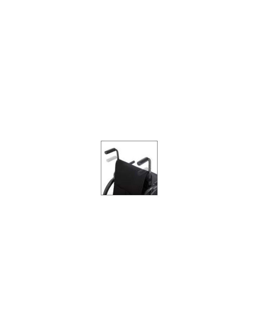 Maniglie posteriori regolabili per Atmos CL200 - Paio