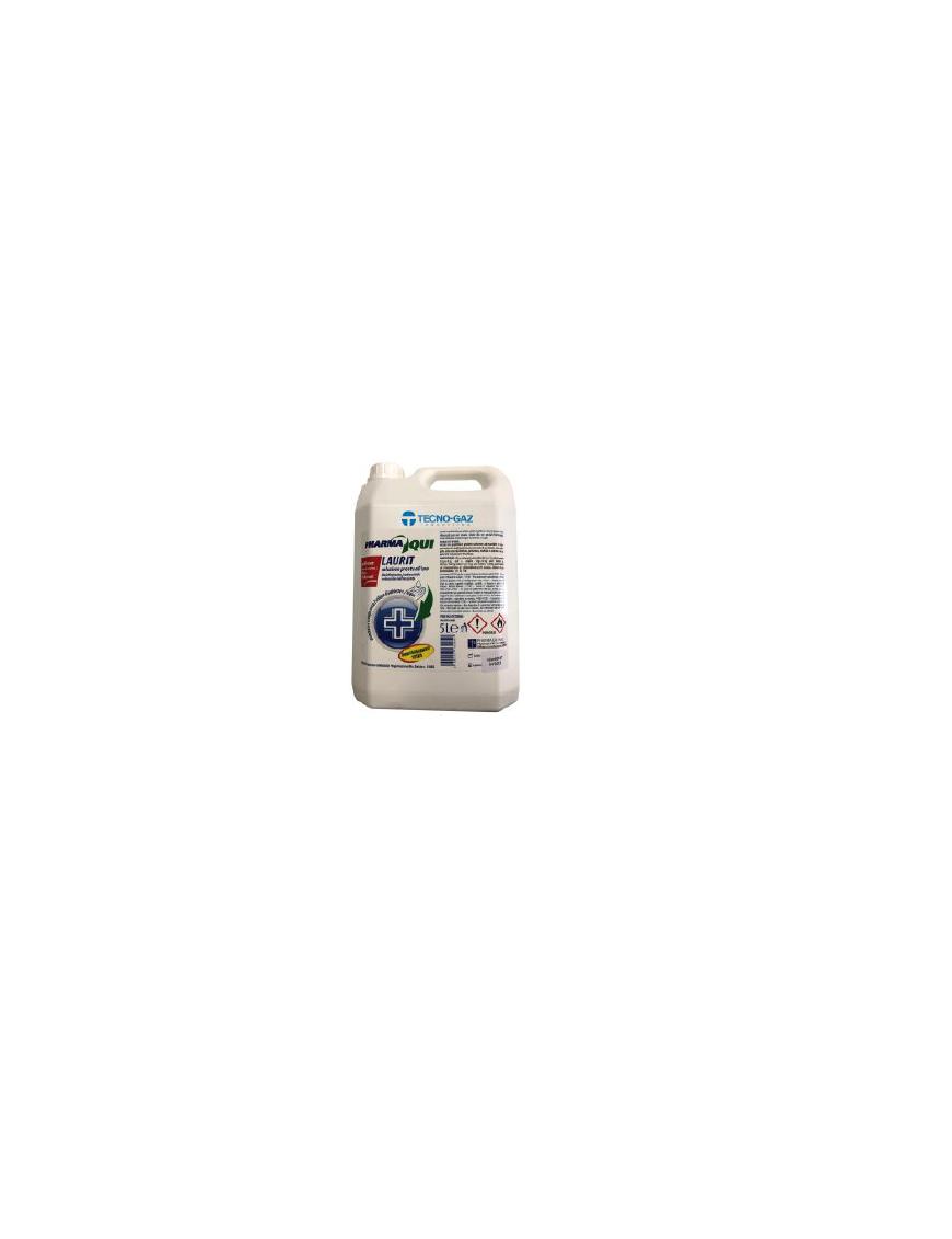 Confezione gel disinfezione mani 5 L